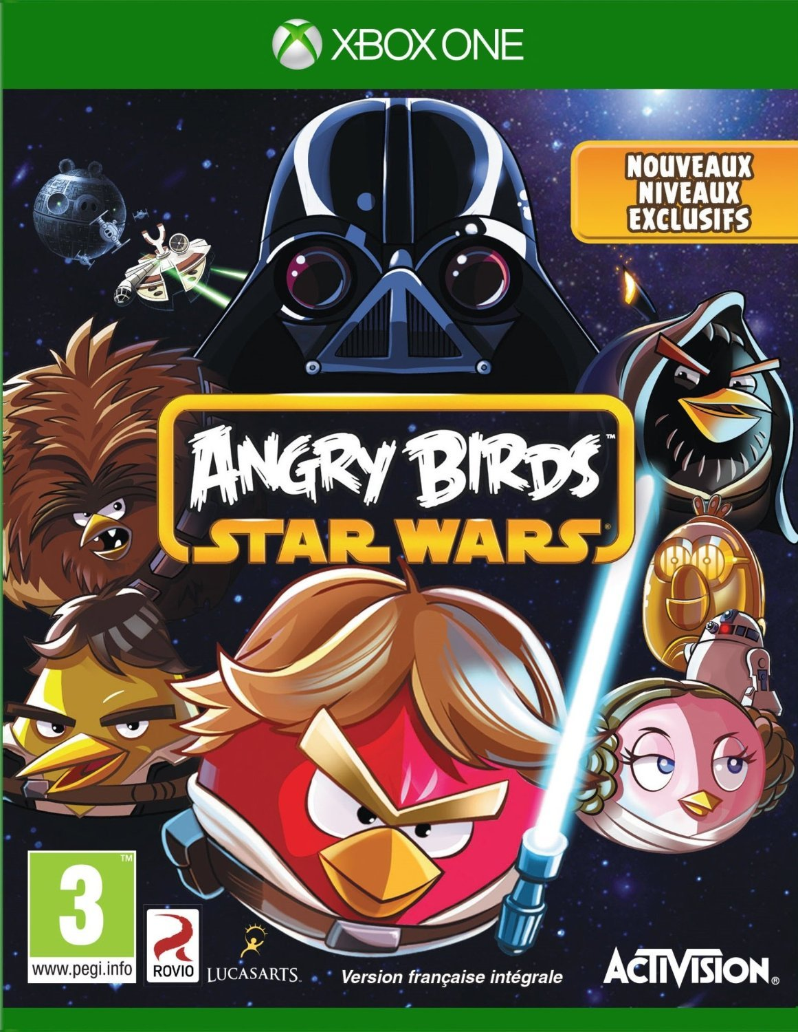 angry birds star wars sur xbox one. Black Bedroom Furniture Sets. Home Design Ideas