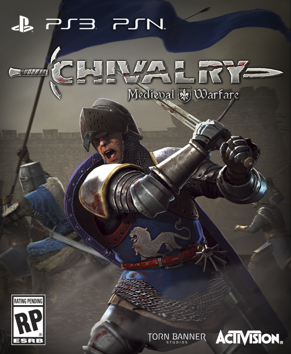 chivalry medieval warfare sur playstation 3. Black Bedroom Furniture Sets. Home Design Ideas