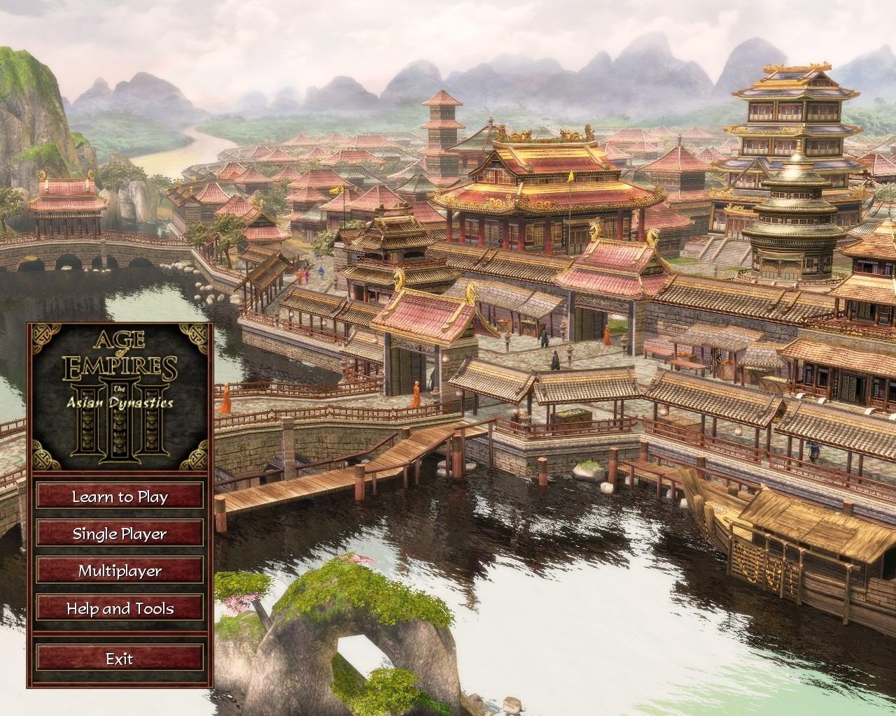 Asian dynasties os x