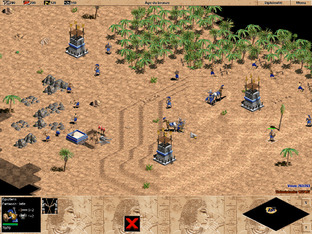 Test Age of Empires Mac - Screenshot 1