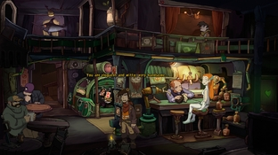 Test Chaos on Deponia Mac - Screenshot 19