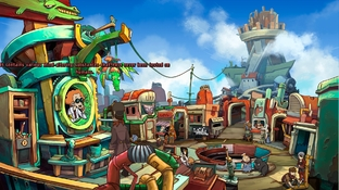 Test Chaos on Deponia Mac - Screenshot 20