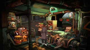 Test Chaos on Deponia Mac - Screenshot 21