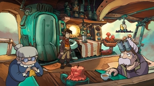 Test Chaos on Deponia Mac - Screenshot 27