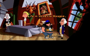 Test Day of the Tentacle Mac - Screenshot 2