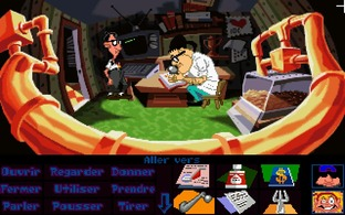 Test Day of the Tentacle Mac - Screenshot 3