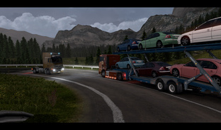 Images Euro Truck Simulator 2 Mac - 2