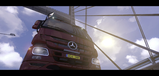 Images Euro Truck Simulator 2 Mac - 9