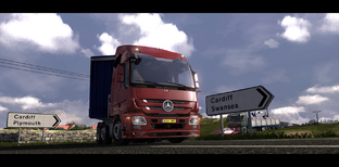 Images Euro Truck Simulator 2 Mac - 10