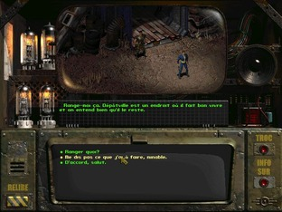 Test Fallout Mac - Screenshot 4