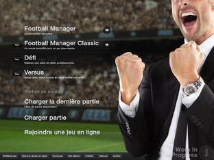 Images Football Manager 2013 Mac - 1