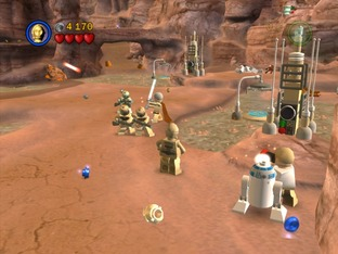 LEGO Star Wars II : La Trilogie Originale Mac
