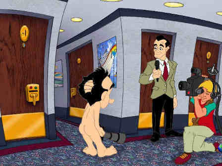leisure suit larry 7 drague en haute mer