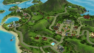 Test Les Sims 3 : Ile de Rêve Mac - Screenshot 14