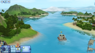Test Les Sims 3 : Ile de Rêve Mac - Screenshot 15