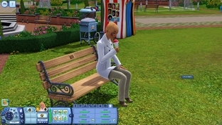 Test Les Sims 3 : Saisons Mac - Screenshot 19