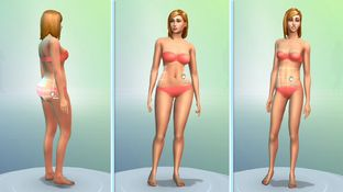 Aperçu GC 2013 : Les Sims 4 Mac - Screenshot 8