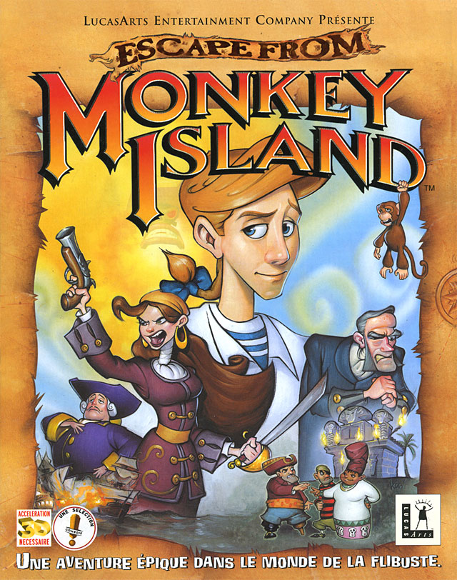 Escape From Monkey Island Mac Download