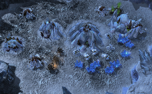 Aperçu Starcraft II : Heart of the Swarm Mac - Screenshot 161