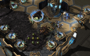 Aperçu Starcraft II : Heart of the Swarm Mac - Screenshot 166