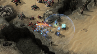 Aperçu Starcraft II : Heart of the Swarm Mac - Screenshot 169