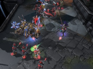 Starcraft II : Wings of Liberty Mac