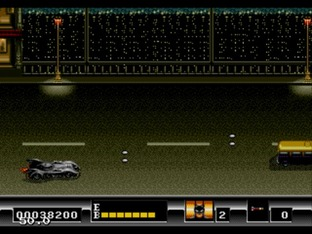 Test Batman Megadrive - Screenshot 36