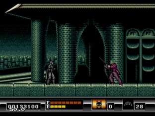 Test Batman Megadrive - Screenshot 53
