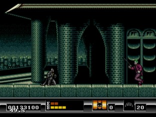 Test Batman Megadrive - Screenshot 54