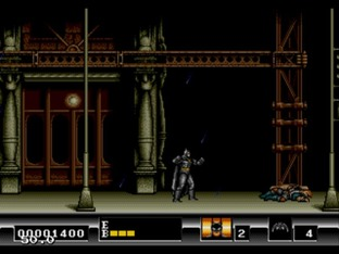 Test Batman Megadrive - Screenshot 59