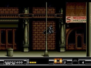 Test Batman Megadrive - Screenshot 60