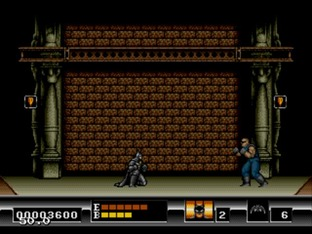 Test Batman Megadrive - Screenshot 61