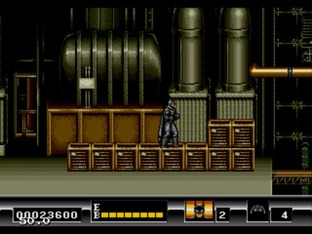 Test Batman Megadrive - Screenshot 63