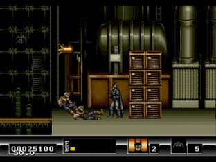 Test Batman Megadrive - Screenshot 64