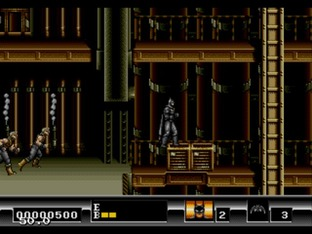 Test Batman Megadrive - Screenshot 65