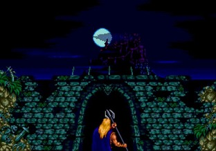 Test Castlevania : The New Generation Megadrive - Screenshot 9