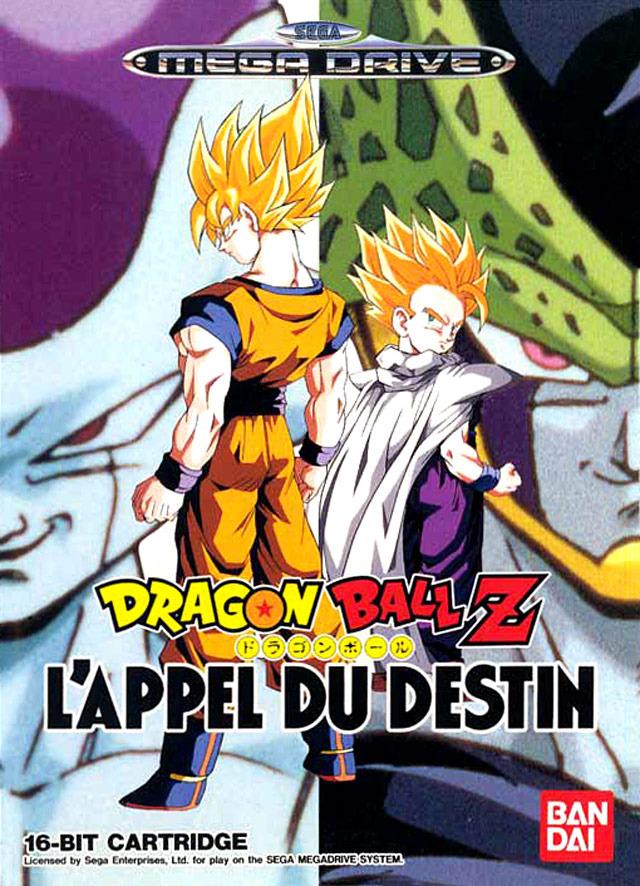 Dragon Ball Z L Appel Du Destin Sur Megadrive Jeuxvideo Com