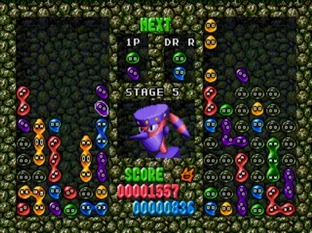 Test Dr. Robotnik's Mean Bean Machine Megadrive - Screenshot 9