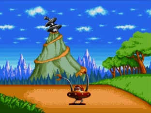 Test Dr. Robotnik's Mean Bean Machine Megadrive - Screenshot 13