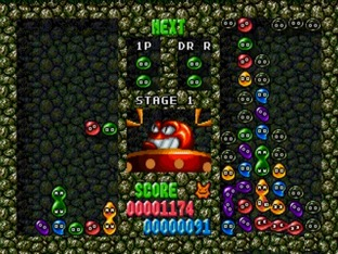 Test Dr. Robotnik's Mean Bean Machine Megadrive - Screenshot 15