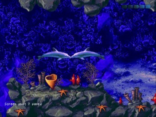Ecco : The Tides of Time Megadrive