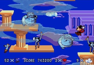 Test Fantasia Megadrive - Screenshot 10