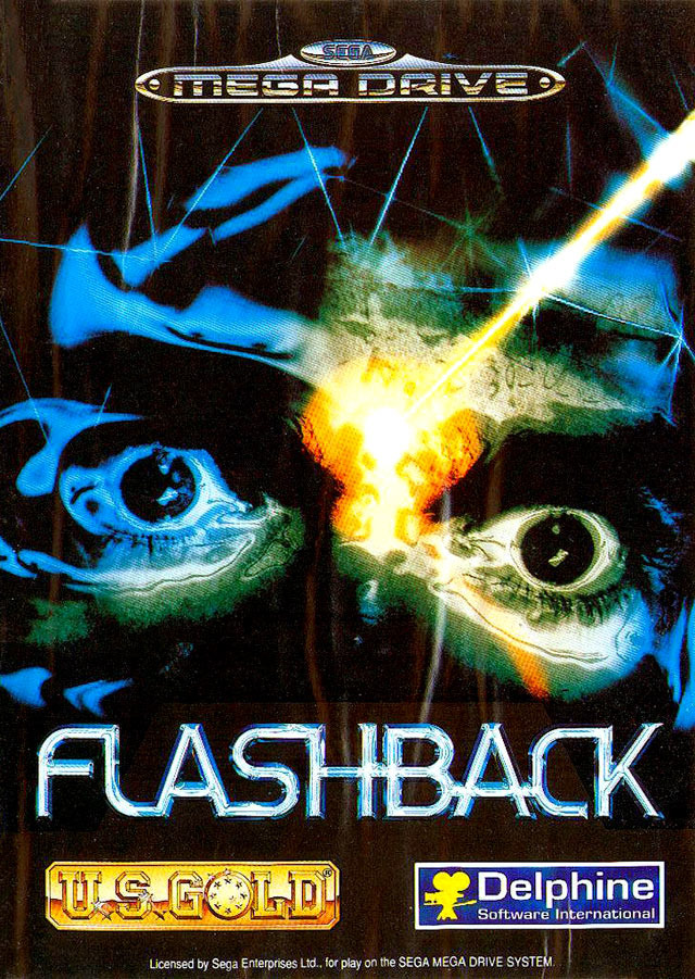 Flashback Sur Megadrive Jeuxvideo Com