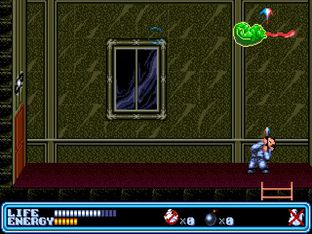 Test Ghostbusters Megadrive - Screenshot 15