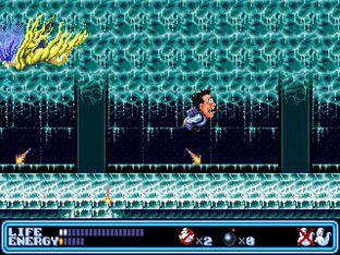 Test Ghostbusters Megadrive - Screenshot 16