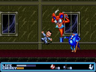 Test Ghostbusters Megadrive - Screenshot 18