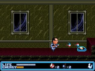 Test Ghostbusters Megadrive - Screenshot 20