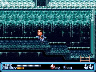Test Ghostbusters Megadrive - Screenshot 21