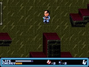 Test Ghostbusters Megadrive - Screenshot 24