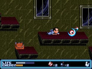 Test Ghostbusters Megadrive - Screenshot 25